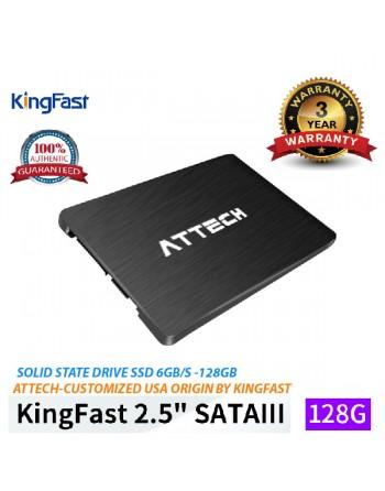 ATTECH SSD Drive 128GB